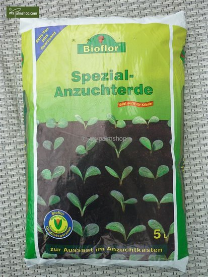 Bioflor Speciale Anzucht-Erde 5 ltr