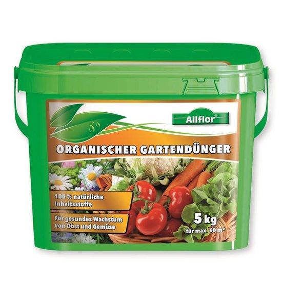 Organischer Gartendünger 5 kg