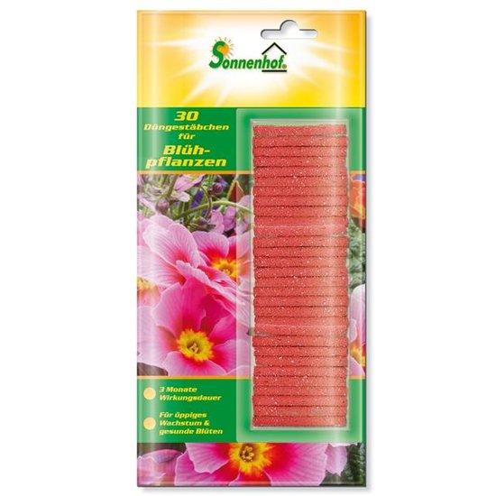 Mineralische Düngestäbchen für Blühpflanzen 30 Stück