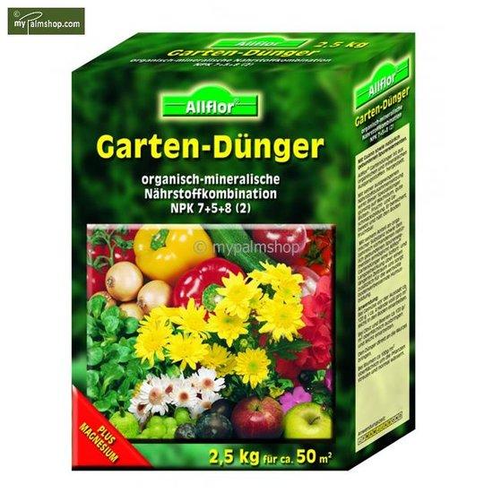 Allflor Garten Dünger 2,5 kg