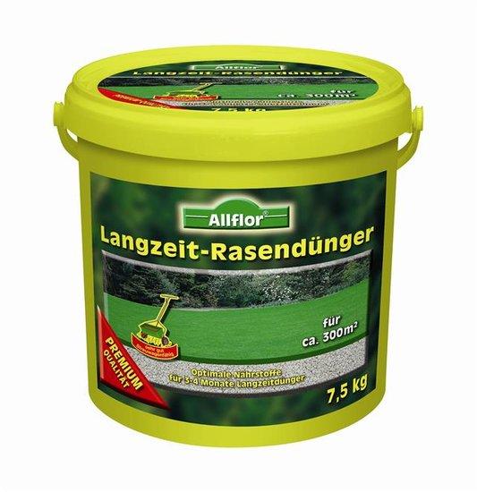 Allflor Langzeit-Rasendünger 7,5 kg
