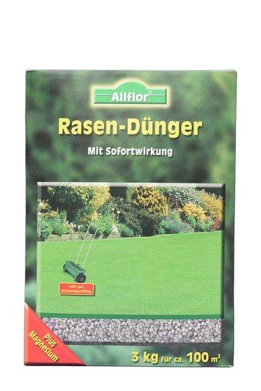 Allflor Rasendünger 3 kg