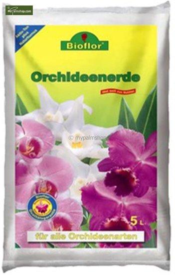Bioflor Orchideenerde 5 ltr