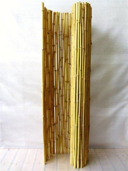 Bambus-Matte 180 x 180 cm [Palette]