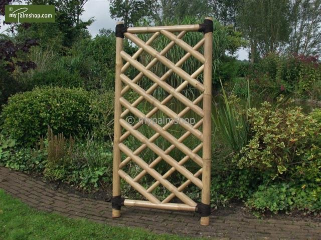 Bambuszaun Oki 90cm x 180cm [Palette]
