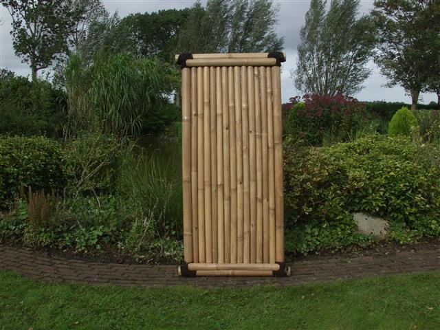 Bambuszaun Timo 90cm x 180cm Standard [Palette]