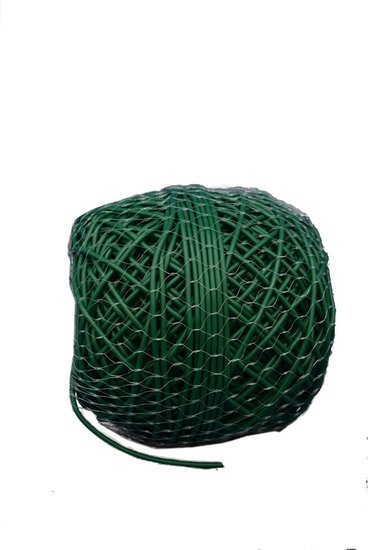 Binderohr 3,0 mm grün im Netz
