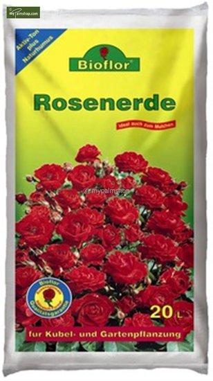 Bioflor Rosenerde 20 ltr