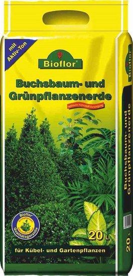 Buchsbaum- und Grünpflanzenerde 20 ltr