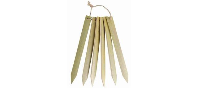 Eko Labels für Bambus