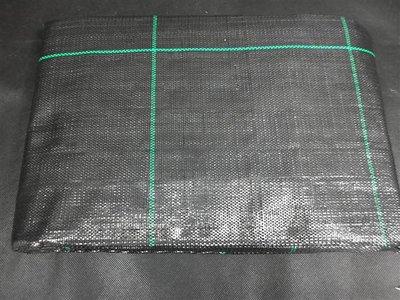 Anti-Unkrautfolie-Unkrautschutzfolie- Bändchengewebe- Mulchfolie - 1 x 10 Mtr